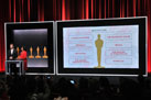 87th Academy Awards Nominations Announcement  Beverly Hills, California on 01/15/2015 Photos by: Sthanlee B. Mirador Shooting Star of PineCIsaacsCB17_115_SM_SS.jpg : Celebrity Photo Agency +1.323.469.2020 (c) Shooting Star Agency