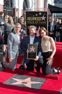 John Wells honored with a Star on the Hollywood Walk of Fame  Hollywood, California on 01/12/2012 of ClooneyGAND3_0112_JS_SS.jpg : Celebrity Photo Agency +1.323.469.2020 (c) Shooting Star Agency