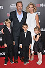 'McFarland USA' Los Angeles Premiere  Hollywood, California on 02/09/2015 of CostnerKAND6_29_SM_SS.jpg : Celebrity Photo Agency +1.323.469.2020 (c) Shooting Star Agency