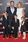 'McFarland USA' Los Angeles Premiere  Hollywood, California on 02/09/2015 Photos by: Sthanlee B. Mirador Shooting Star of CostnerKAND8_29_SM_SS.jpg : Celebrity Photo Agency +1.323.469.2020 (c) Shooting Star Agency