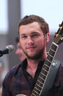Phillip Phillips performs on The Today Show  New York City, New York on 06/28/2013 of PhillipsPhillip04_628_PI_SS.jpg : Celebrity Photo Agency +1.323.469.2020 (c) Shooting Star Agency